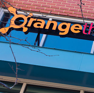 Orange Theory Restaurant near Seascape at Weymouth